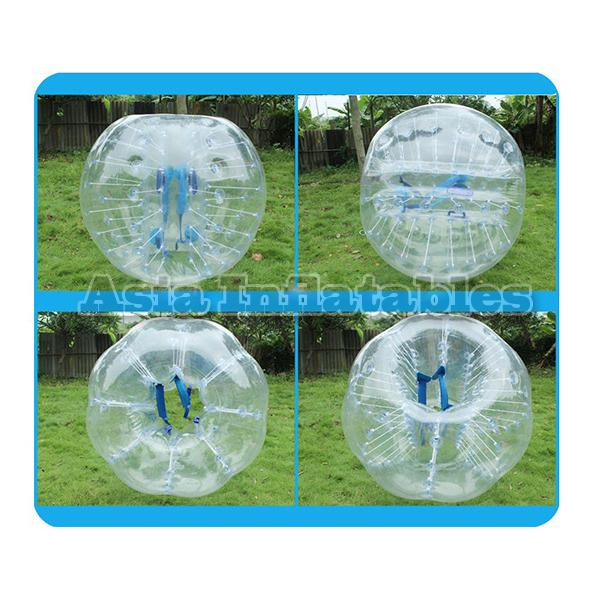 Durable 1.0mm Transparent Tpu Knocker Ball For Exciting Sports Games
