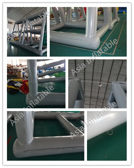 Advertising Inflatable Billboard , Water Advertising Inflatables Billboard