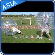 চীন 0.8mm/1.0mm PVC/TPU Inflatable Bumper Ball , Soccer bubble , Bubble ball soccer , Inflatable bumper football কারখানা