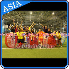 চীন Hot colour inflatable bubble soccer , Kids inflatable bubble football , Human loopy ball কারখানা