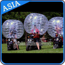 চীন Bubble Footballs , PVC and TPU Bumper Balls , Bubble Soccer ball , Human bubble football কারখানা