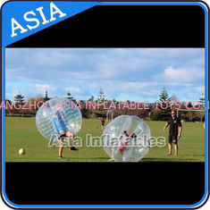 চীন 1.0mm TPU Soccer bubble for sale , Human soccer bubble , Bubble ball soccer কারখানা
