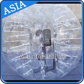 চীন 1.7m Inflatable Bumper Ball , Inflatable Ball Suit , Soccer Bubble , Tpu Bubble Soccer কারখানা
