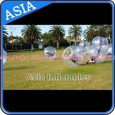 চীন 1.0 TPU Inflatable Bumper Ball , Inflatable sumo ball , Bubble soccer , Bubble football কারখানা