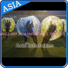 চীন Full color PVC , Inflatable Bumper Ball , adult bubble soccer 1.5m , body zorb , human bubble football কারখানা