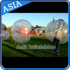 চীন Colorful dot inflatable human bubble soccer , Body zorbing ball , Outdoor loopyball কারখানা