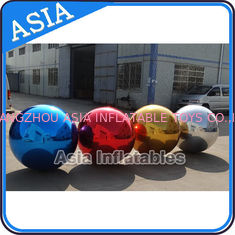 চীন Filled Air Mirror Balloons Ball PVC , Advertising Silk  Ball কারখানা