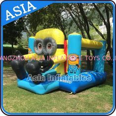 Backyard Inflatable Minion Bouncer Combo For Party Hire Inflatable Sports