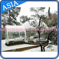 চীন Waterproof Inflatable Snow Globe For Advertisement With Fake Snow কারখানা