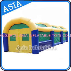 চীন Amazing Inflatable Event Tent Paintabll Field Inflatable Party Tent কারখানা