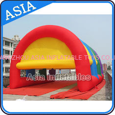 চীন Water Proof High Performace Inflatable Yard Tent For Interactive Games কারখানা