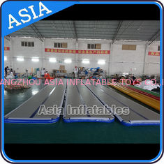 চীন Dwf Material Custom Inflatable Gym Air Mat Used For Dancing কারখানা