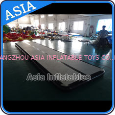 চীন Jumping Inflatable Tumble Air Track Used Outdoor For Training কারখানা