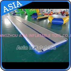 চীন Safety Airtight 20cm Gymnastic Inflatable Air Track For Tumbling কারখানা