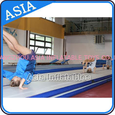 চীন Cheerleading Club And Gymnasium Inflatable Air Tumbling Track Used For Training কারখানা
