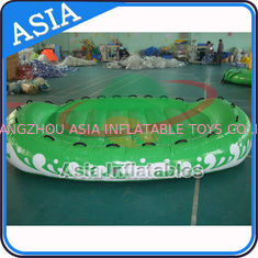 চীন 3.3m X 2.1m Digital Printing UFO Inflatable Water Boat Customized Color কারখানা