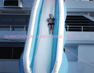 চীন Outdoor Inflatable Auqa Sports, Airtight Water Slide For Sale কারখানা