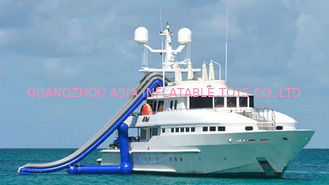 চীন Ocean Floating Spots Games, Inflatable Water Slides For Yacht কারখানা