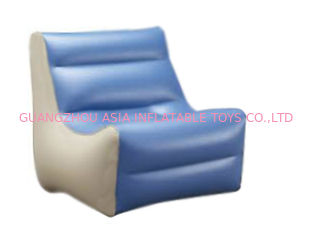 চীন High Quality Inflatable Couch Sofa With 0.6mm Pvc Tarpaulin For 2 To 3 People কারখানা