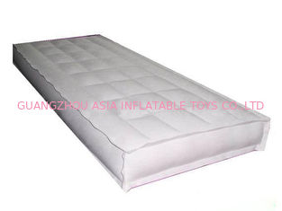 চীন White Color Single Sleep Comfortable Foldable Inflatable Air Matress Bed কারখানা