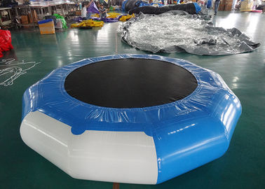 চীন Inflatable Bounce Platform , Inflatable Water Trampoline Sports কারখানা