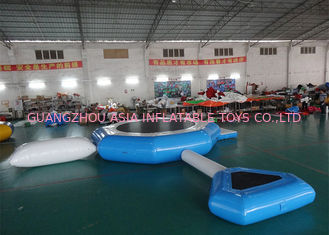 চীন Rave Sports O-Zone Plus Water Bouncer Inflatable Water Games For Water Park কারখানা