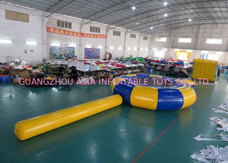 চীন Rave Aqua Jump Eclipse Water Parks , Inflatable Water Games Chinese Supplier কারখানা