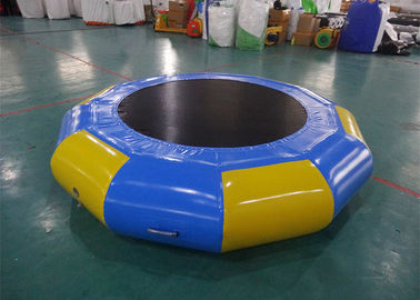 চীন Aquaglide Supertramp Water Trampoline Park , Inflatable Water Games কারখানা