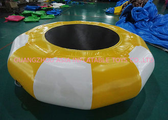 চীন Hot Sale Platinum Supertramp Water Trampoline ,  Inflatable Water Games কারখানা