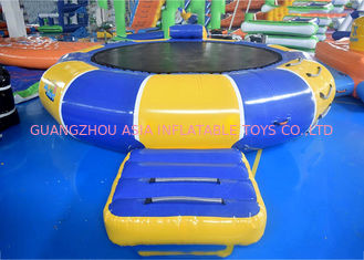 চীন China Inflatable Water Trampoline Water Sport Toys , Inflatable Water Games কারখানা