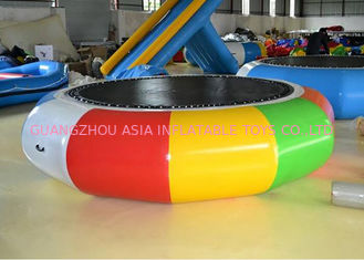চীন Cheap Water Trampoline Inflatable Water Games , Water Trampoline Manufacturer কারখানা
