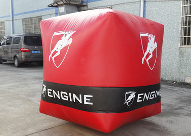 চীন Funny Inflatable buoy For Promotion , Inflatable Paintball Bunker On Sale কারখানা
