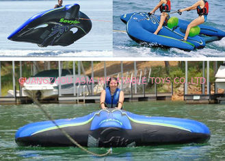 চীন 2 Person Flying Manta Ray Towable Inflatables For Water Park OEM কারখানা