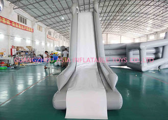 চীন Customized Inflatable Water Sports, Inflatable Water Slide For Yacht Ship কারখানা