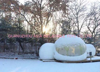চীন OEM PVC Inflatable Camping Bubble Tent Lodge for Wholesale কারখানা