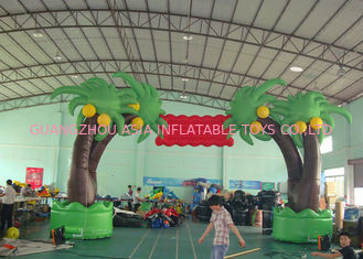 চীন Customized Inflatable Tree Arch For Event , Outdoor Decoration Inflatable Arch কারখানা