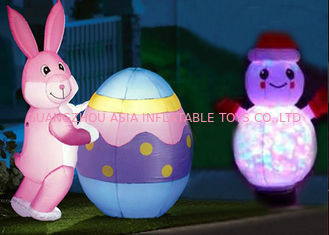 চীন Low Price Custom Inflatable Animals With Led Lighting For Decoration কারখানা