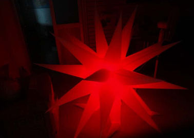 চীন Party / Event Ceiling Decoration Inflatable Star/ LED Star Light কারখানা