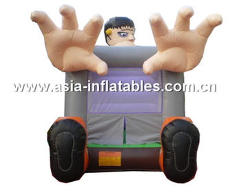 চীন CE Commercial Inflatable Combo With Bounce  কারখানা