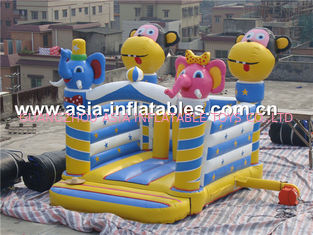 চীন used commerical playground equipment inflatable combo  কারখানা