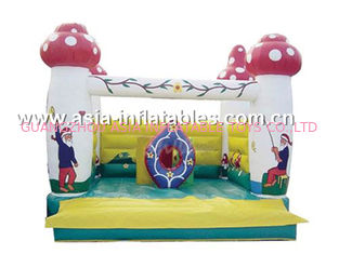 চীন Commercial Inflatable Combo Bounce House  কারখানা