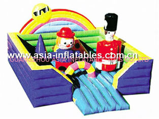 চীন commercial inflatable combo for sale.cheap inflatable bounce house with slde.bouncy castle for kids.used combo for sale কারখানা