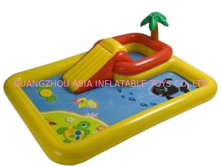 Hotsale Kids Inflatable Pool Center with Basketball Hoop