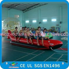চীন Inflatable Single Tube Banana Boat, Inflatable Water Sports Boat কারখানা