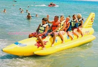 চীন Inflatable Towable Water Sports, Inflatable Single Tube Banana Boat কারখানা