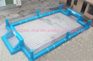 চীন Portable Large Inflatable Soccer Pitch For Commercial Use , Inflatable Soccer Field কারখানা