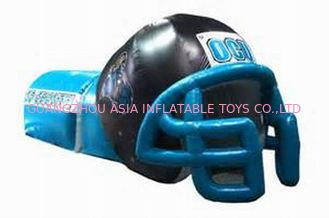 চীন NFL Helmet Tunnel, Inflatable Entrance For Nfl Games কারখানা