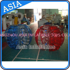 চীন Commercial Funny Inflatable Body Zorbing Bumper 1.2m For Children Sport কারখানা