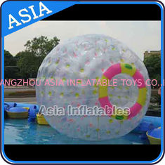 চীন Clear PVC / TPU Inflatable Zorb Ball with 3m Outer Diameter For Adults কারখানা