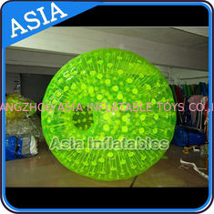 চীন Colorful Inflatable Zorb Ball , PVC / TPU Customized Ball for Sports Entertainment কারখানা